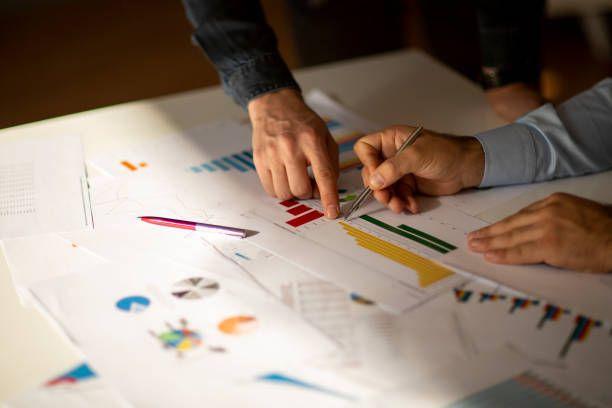analysera en marknadsundersökningsrapport
