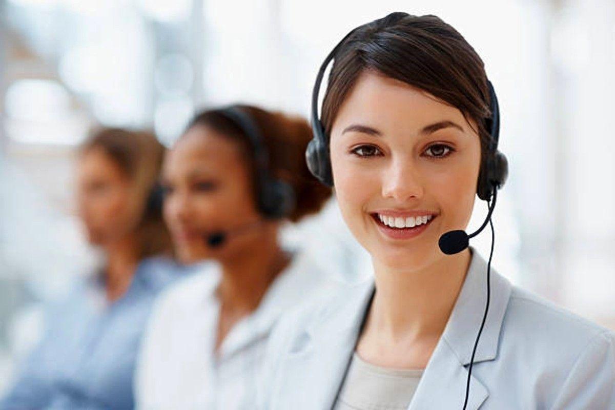 telemarketer arbetar för ett av Sveriges bästa telemarknadsföretag
