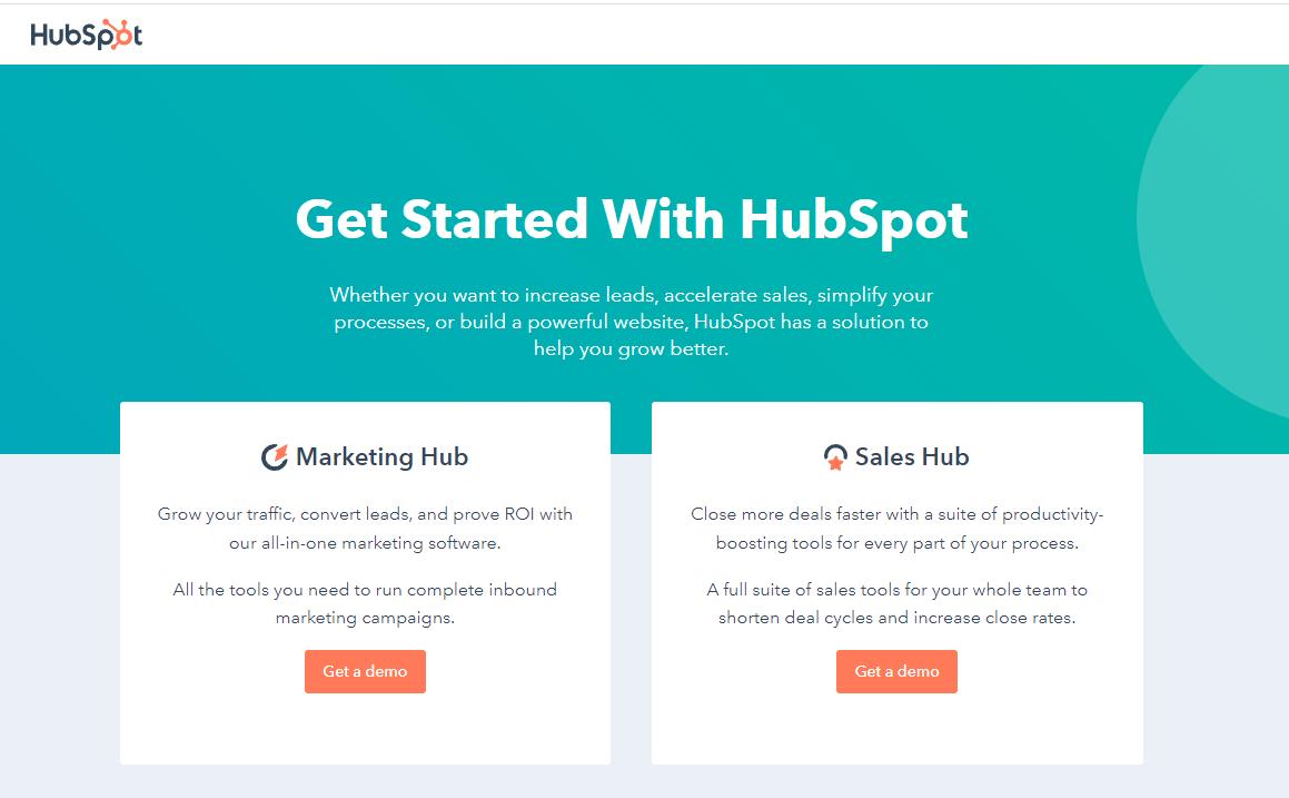 hubspot free crm